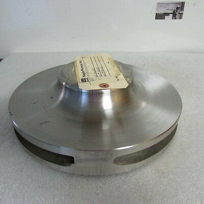 "Nagle Pump Impeller Enclosed 12"" x 2"" Part No. 990 7103"