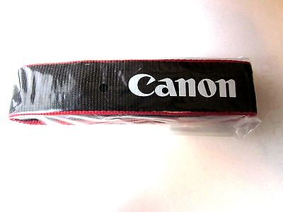 "1.25"" Wide GENUINE Canon EOS Digital DSLR Camera Shoulder Neck Strap NEW T5"