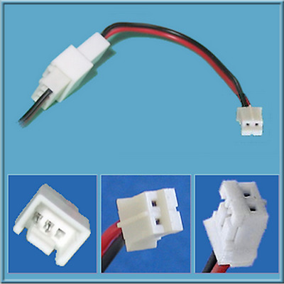3-Pin to 2-Pin Mini Fan Adapter Cable