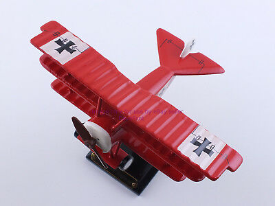Fokker DR.1 Triplane Airplane Wood Display Model - New - FREE SHIPPING