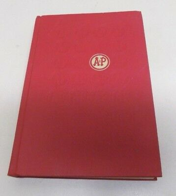 A&P The Great Atlantic Pacific Tea Co Past Present & Future Grocery History Book