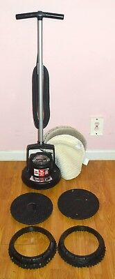 Oreck Lx Orbiter Ultra 1/2Hp Floor Scrubber & Buffer Polisher With Extras