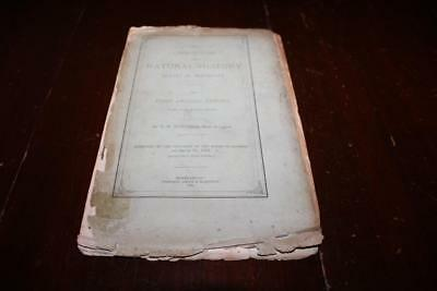 Antique 1872 Geological & Natural History Survey Minnesota Annual Report