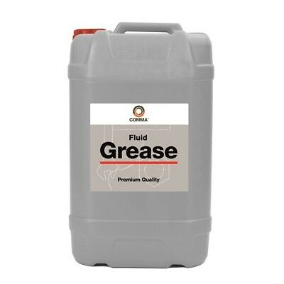 Fluid Grease 25 Litre Comma GRF25L