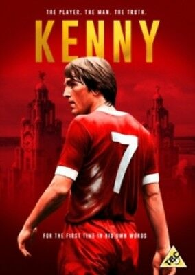 Kenny New DVD Kenny Dalglish Liverpool Football Club Region 4