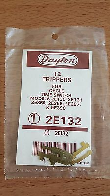 Lot Of 12 Dayton 2E132 156T2978-A Trippers *new In A Factory Bag*