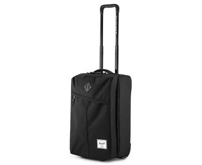 Herschel Supply Co. Campaign 2W Soft Shell Luggage - Black