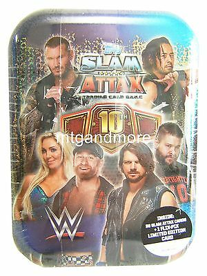 Slam Attax 10th Edition Mini Tin inklusive Flix-Pix Limited Card