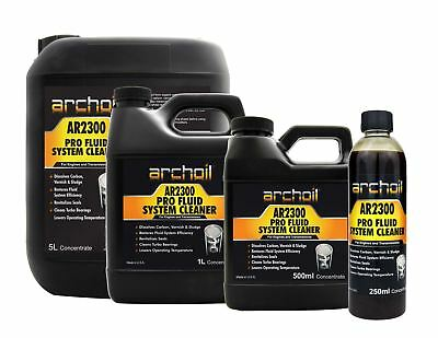 Archoil AR2300 Fluid System Cleaner, Engines, Gearboxes, Automatic Transmission