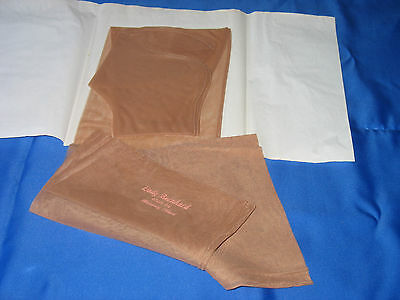 TOP-RAR: 50er US-Nahtnylons *Lady Bernhard*Naht*Stockings Nahtstrümpfe Perlon(8a