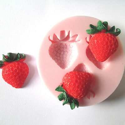 3D Silicone Flowers Mold Fondant Molds Sugar Craft Baking Chocolate Mould