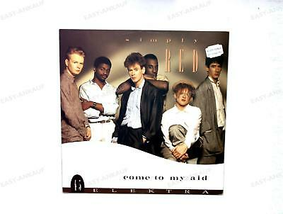 Simply Red - Come To My Aid Europe Maxi 1985 /3