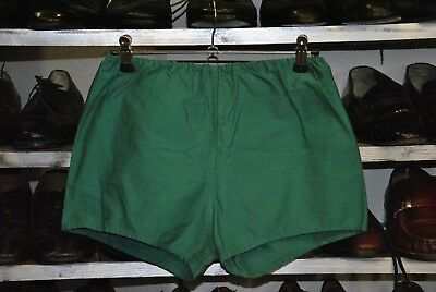 VEB Konfektion Baumwoll Sprinter 164 Sporthose sport 80s trunks TRUE VINTAGE
