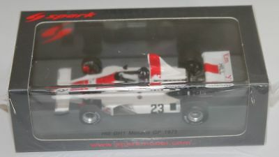 "Spark Hill GH1 Graham Hill ""Monaco GP 1975"" in 1/43 OVP"