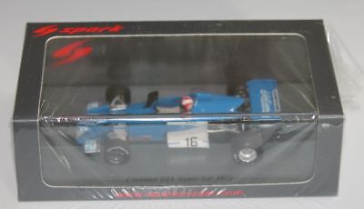 "Spark Eifelland E24 Rolf Stommelen ""Spain GP 1972"" in 1/43 OVP"