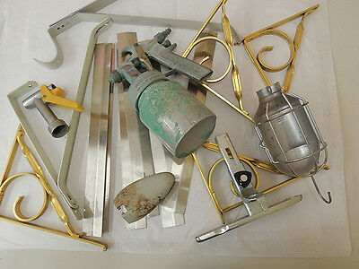 Vtg Mixed Metal Salvage Hardware For Assemblage Art & Craft Huge 6 lb Lot (#11)