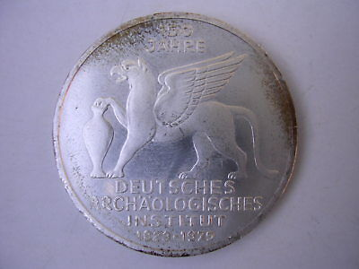 1979 J German 5 Mark Silver Coin World Germany Commemorative UNC BU