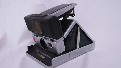 Polaroid SX-70 Land Camera Sonar Onestep FOR PARTS ONLY NOT WORKING