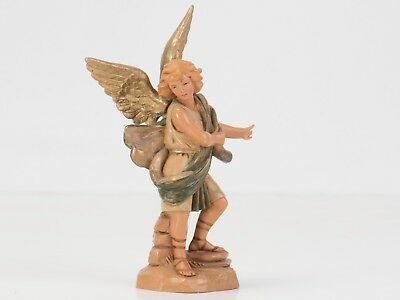 "Fontanini Raphael 5"" Scale Nativity Angel Figure Roman item # 72699 New, no box"