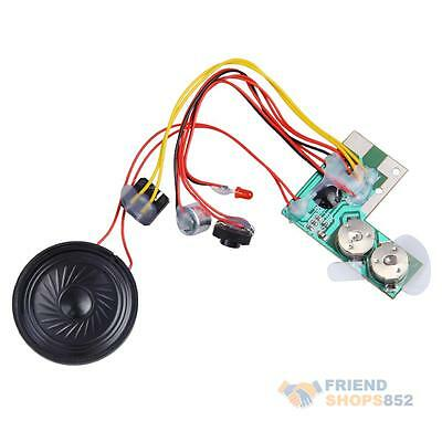 10sec 10s Sound Voice Audio Recordable Module Chip for Greeting Cards