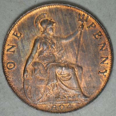 Great Britain 1904 Penny