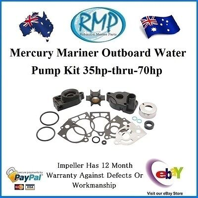 A Brand New Mercury Mariner Water Pump Kit 35hp-thru-70hp # 46-77516A3