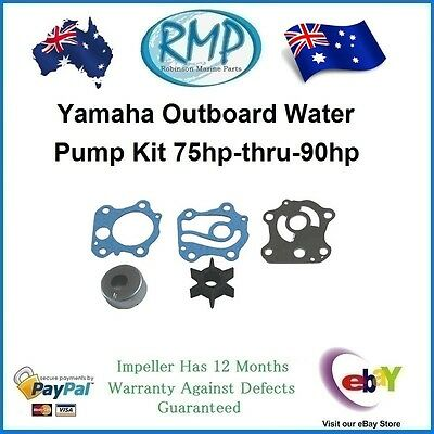 A Brand New Water Pump Kit Suits Yamaha 60hp-thru-70hp 2004-2015  R 688-W0078-00
