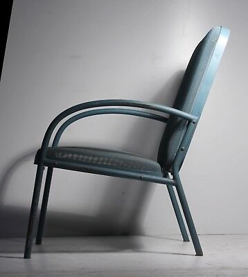 HORTON SCREEN SCREEN LOUNGE CHAIR Walter Lamb Mid Century Modern Russell Woodard