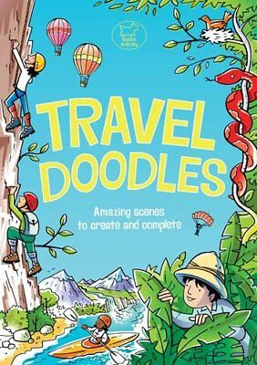 Travel Doodles,Adrian Barclay