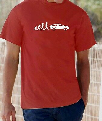 Evolution of Man, Alfa GTV6 t-shirt