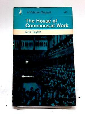 The House of Commons at work (Eric Taylor - 1965) (ID:83666)