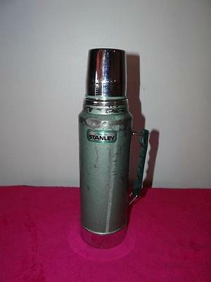 Vintage Aladdin Stanley Thermos A-944HD 1 Quart No. 100 Cup USA  Excellent