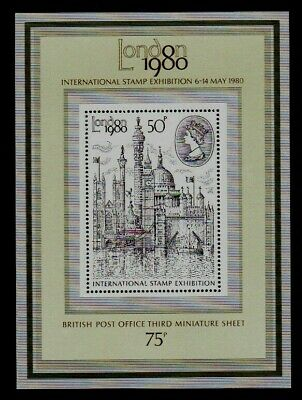 Great Britain  Scott# 909 Mnh Stamp Exhibition