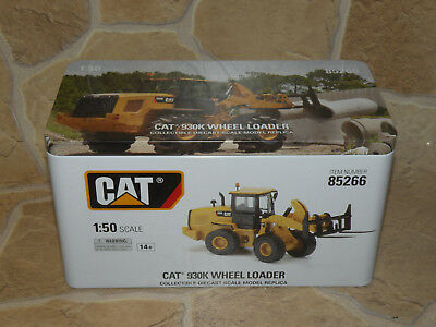 Cat 930K Wheel Loader Radlader Diecast Masters 85266 1:50 Model DIECAST MASTERS