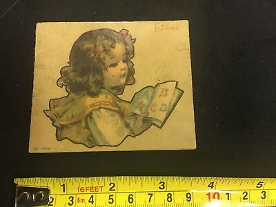 Vintage Early 1900's Advertising Booklet Star Brand Shoes
