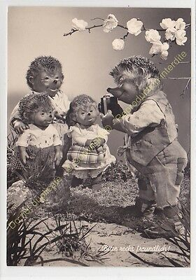 RPPC AK CPSM MECKI nummer 21
