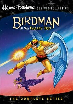 Birdman And The Galaxy Trio: The Complete Series Used - Very Good Dvd