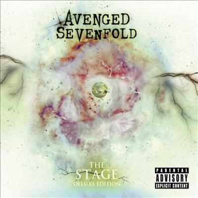 Avenged Sevenfold - The Stage [Deluxe Edition] [2 Cd] [Pa] * Used - Very Good Cd