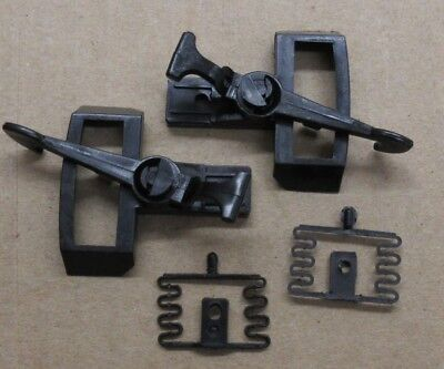 Bachmann Hook & Loop Coupler 2x for G-Gauge/Scale