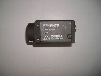 Used 1PCS KEYENCE CCD Industrial Camera CV-H500M Tested