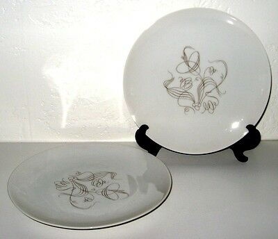 HUTSCHENREUTHER Trend Salad Plate Set of 4