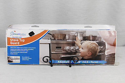 "NEW in box!  DreamBaby STOVE TOP GUARD, adjustable 20"" - 38"" , Tee-Zed,"