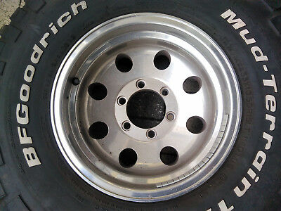Eagle Alloys Alu Felge 6 x 5,5 6 x 139,7 8x15 Chevrolet GMC