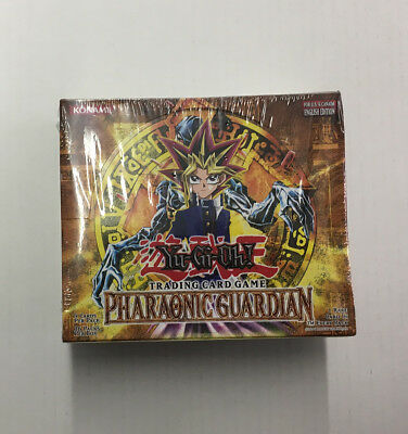 Yu-Gi-Oh! Trading Card Game - Pharaonic Guardian Sealed, Yugioh Still Sealed
