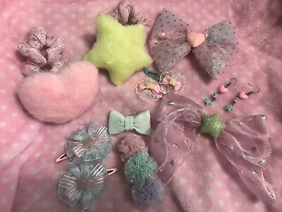 Fairy Kei Spank Pastel Accessories Set