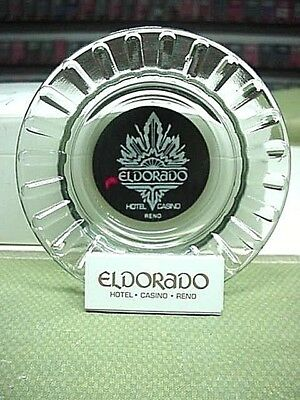 ELDORADO CASINO Reno, Nevada Ashtray & Matchbook 'VINTAGE'