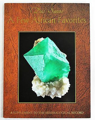 Des Sacco A Few African Favorites Mineralogical Record 2014 Vol 45 No 1