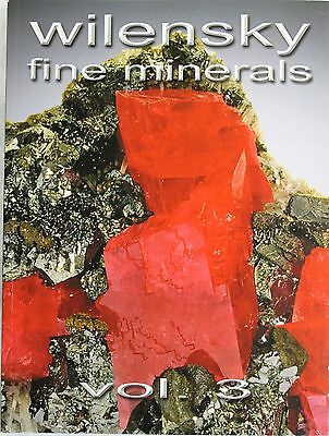 Wilensky Fine Minerals Vol 3 The Mineralogical Record Supplement May-June 2009