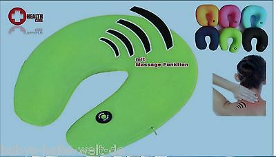 Neck Cushion with Massage Function Various Colours