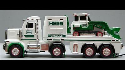 2013 Hess Toy Truck And Tractor W/ Lights & Sounds Last One